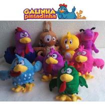Turma Da Galinha Pintadinha- 8 Pçs.