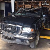 Ford Ranger 3.0 Powerstroke 4x4 - Sucata Para Retirar Peças