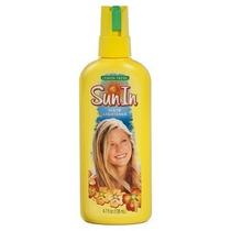 Sun In Hair Spray Clareador De Cabelos Limão Fresco 138ml