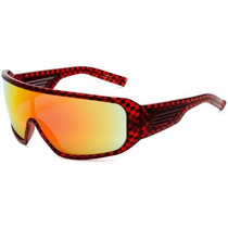 Gafas Spy Optic Tron Round Sunglasses [hipster Plaid Frame/