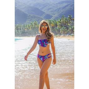 Trajes De Bano Bikini Trikini