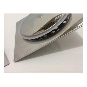 Ralo Clic Automático Box Banheiro 15x15 E10x10 Piso