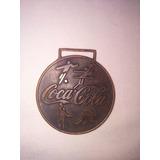 Medalla De Coca Cola Del Año 2002 De Arequipa- Peru