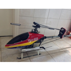 Aeromodelismo Helicóptero T Rex 600 - Combustão