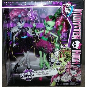 Monster High Zumbi Rochelle E Venus - Mattel