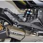 Adesivo Protetor Quadro Pedaleira Relevo Moto Honda Hornet