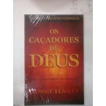 Livro Caçadores De Deus