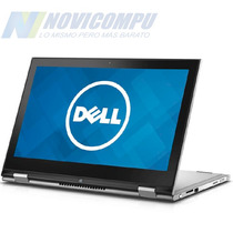 Laptop Dell Core I3+ 4gb+ 500gb+ 13.3¿ Rotacion 360 Touchscr