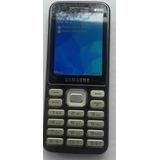 Celular Samsung Original 2 Chips - Teclado Grande -