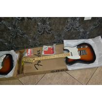 Guitarra Fender Telecaster Standard Mexicana Sunburst Nova