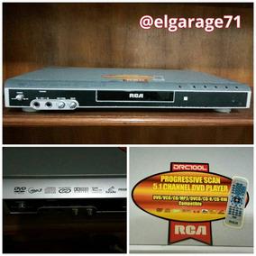 Dvd Player Rca Con Control