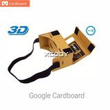 Google Cardboard Realidad Virtual Cartón 3d