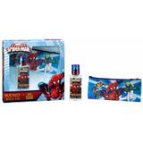 Perfume Spiderman 30ml Con Cartuchera