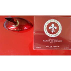 Perfume Marina De Bourbon Rouge Royal 100 Ml Original