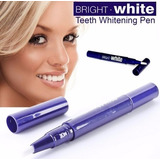 Caneta Clareador 44% Dentes Brancos Branqueadora Dental