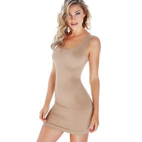 Vestido Silhouette Compresion Shaper Nude K5728 Vicky Form