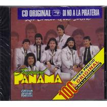 Tropical Panama La Chica Que Soñe Cd Original Disa Nuevo