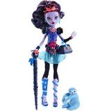Llego La Original Monster High Jane Boolittle Doll De Mattel