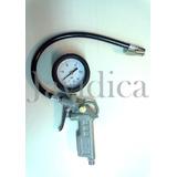 Pistola Infla Medidor De Presión De Aire Neumáticos 150 Lbs