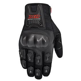 Luva X11 Motociclista Blackout C/ Proteção - Original - X11