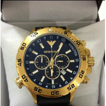 Relógio-masculino-emporio-armani-ap0690+ Brinde!!!!!!!!!!!!!