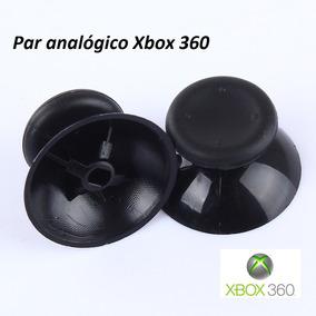 Par Botão Xbox360 Direcional Analógico Controle Xbox 360