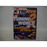 Dvd Original Nitro Tuning World- Volume 2