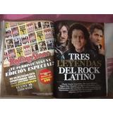 Rolling Stone De Coleccion Rock Latino (1956-1970)con Poster