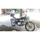 Moto Guerrero Gmx 250