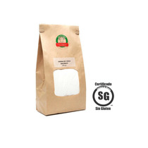 Harina Coco Orgánico 500 Grs Sin Gluten - Certificado Sg