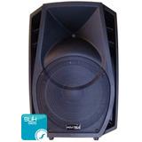 Caja Acustica 15 450w Rms Potenciada Usb Sd Eq Microfono Mp3