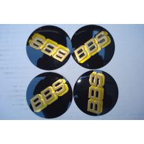 Emblema Bbs 65mm Para Rodas Esportivas