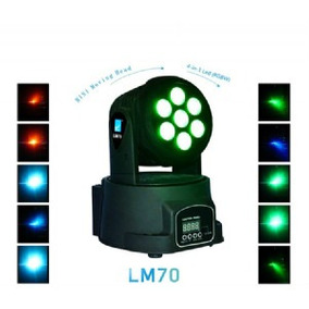 Mini Cabezal Led - Lm70 - Big Dipper