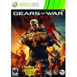 Gears Of War Judgment Nuevo Xbox 360 Dakmor
