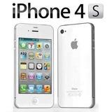 Iphone 4s 8gb 8mp Original Garantia+nf+capa+película D Vidro