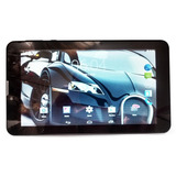 Tablet Pc Celular 3g 7p Hd 2sim Gps Fm 8gb Dual Cam 3000mah