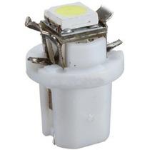 Lampada Luz Led Branca T5 B8.5 5050 Para Painel De Carro