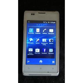Celular Sony Xperia E C1504 Android 4.1.1 Cambio
