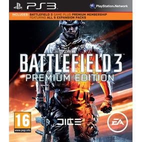 Battlefield 3 Premium Edition - Ps3 - Easy Games