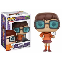 Scooby Doo Boneca Vilma Pop Vinil Da Funko 10cms Pronta Entr