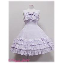 Vestido Lolita Fantastic Heart Jsk De Angelic Pretty
