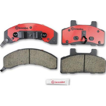 Balatas Brembo (d) Chevrolet Celebrity Base, Carb, Exc 85-86
