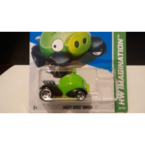 Hotwheels Angry Birds Minion Pig