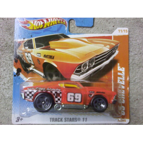 Hot Wheels 69 Chevelle Track Stars
