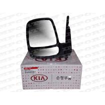 Retrovisor Esquerdo Kia Bongo K2500 K2700 Original