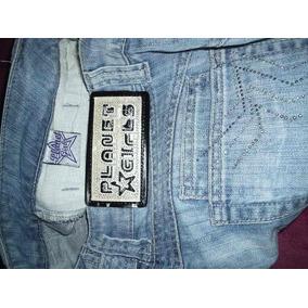 Calça Jeans Planet Girls Tamanho 42
