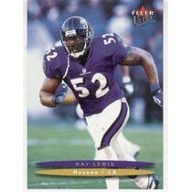 2003 Ultra Ray Lewis Baltimore Ravens