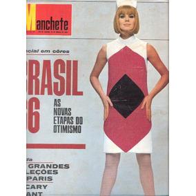 Manchete 727 - 1966 - Bloch Editores