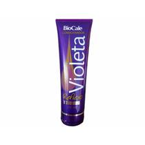 Condicionador Matizador Violeta Reflexo Biocale 240ml
