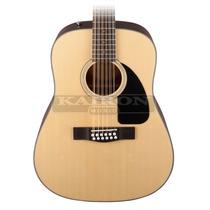 Guitarra Acustica Fender Cd100 V2 12 Cuerdas Natural
